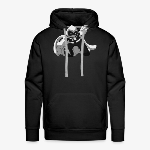 Eklypse, no logo - Men's Premium Hoodie