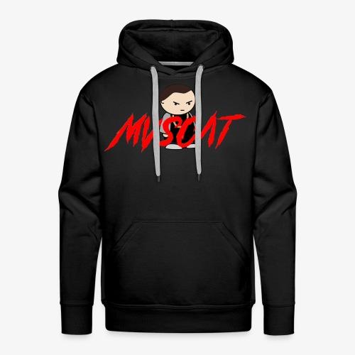 MUSCAT CARTOON ORIGINAL - Men's Premium Hoodie