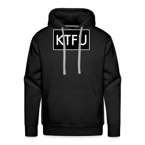Women's Keep The F$%K Up - Men's Premium Hoodie