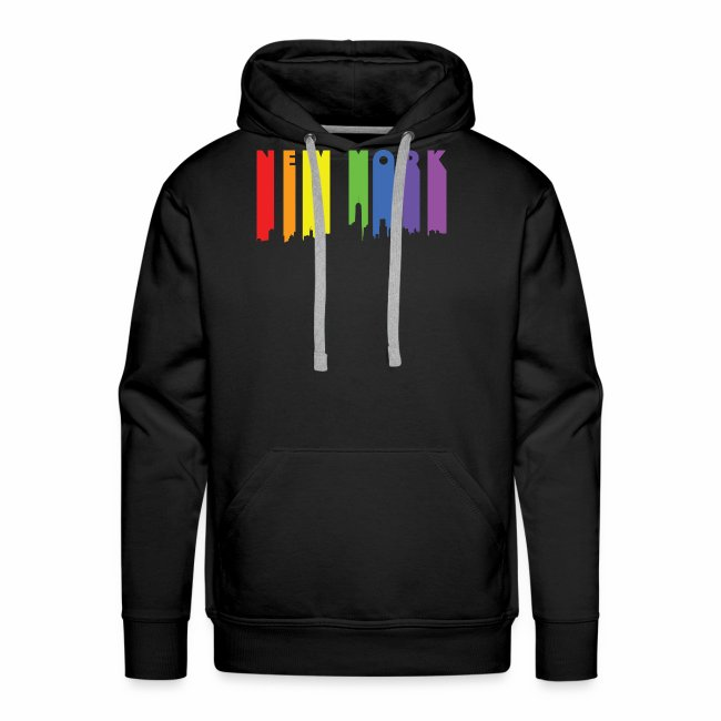 New York design Rainbow