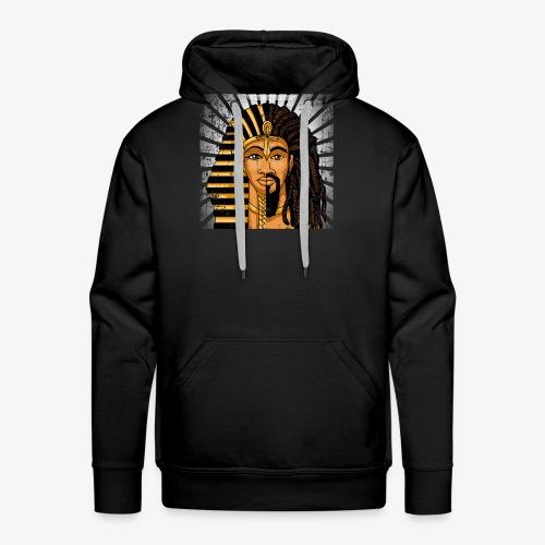 Pharaoh Egypt Love - Men's Premium Hoodie