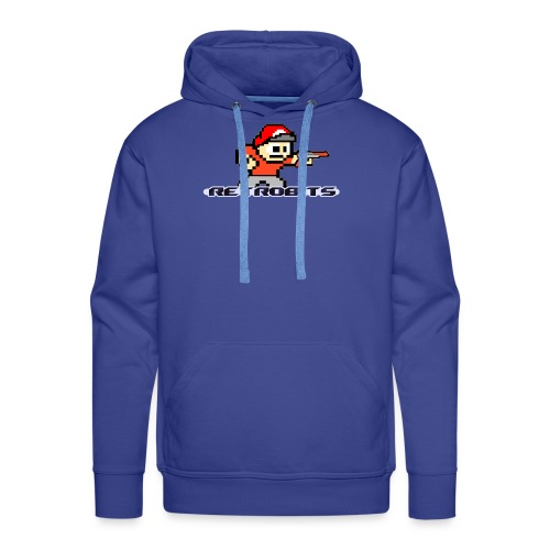 RetroBits Clothing - Men's Premium Hoodie