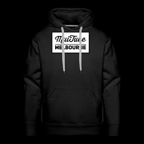 Muitube Melbourne - Men's Premium Hoodie
