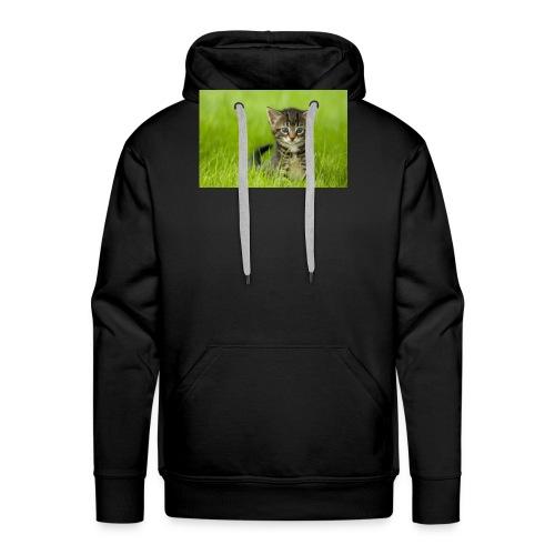 cat - Men's Premium Hoodie
