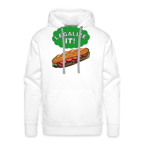 Legalize It! - Men's Premium Hoodie