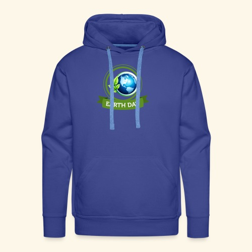 Happy Earth day - 3 - Men's Premium Hoodie