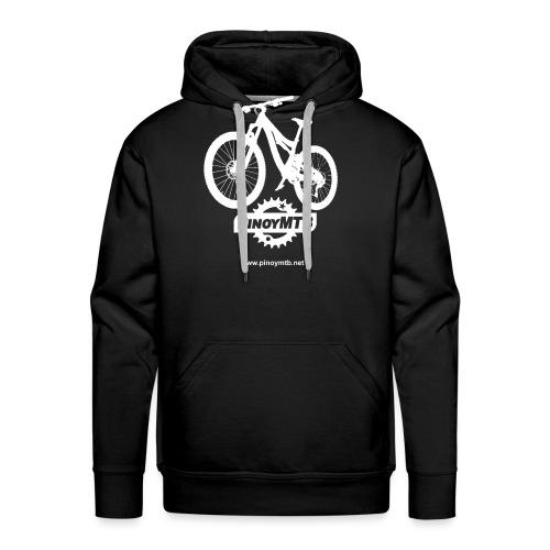 Pinoy MTB - Filipino Mountain Bike Womens T-Shirt - Men's Premium Hoodie