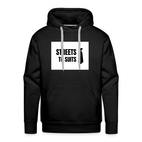 Streets To Suits - Men's Premium Hoodie