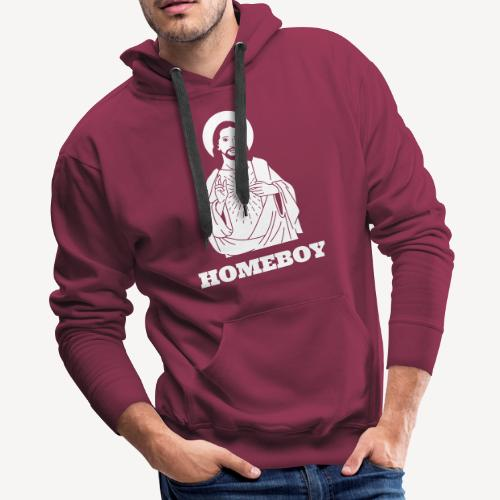 HOMEBOY (JESUS) - Men's Premium Hoodie