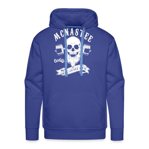 McNASTEE IRON NEVER LIES - Men's Premium Hoodie