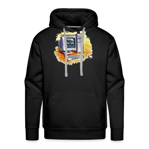 Eazy Computer Solutions - Men's Premium Hoodie