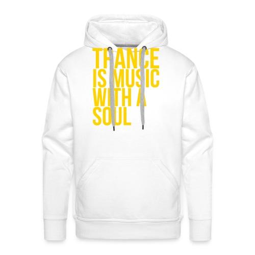 Trance soul - Men's Premium Hoodie
