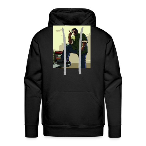 Big Smoke Sa - Men's Premium Hoodie