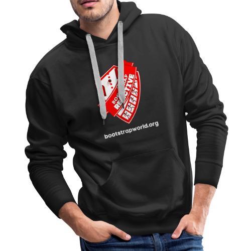 Algebra Reactive T-shirt - Men's Premium Hoodie