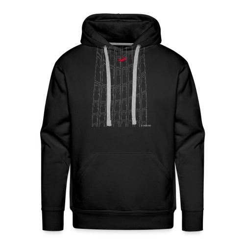 Descending doors - Men's Premium Hoodie