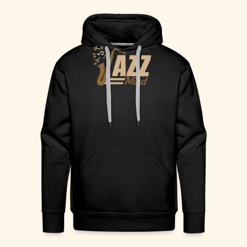 02 JAZZ MIND - Men's Premium Hoodie