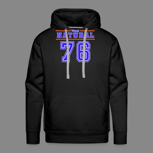 Team Natural 76 - Men's Premium Hoodie