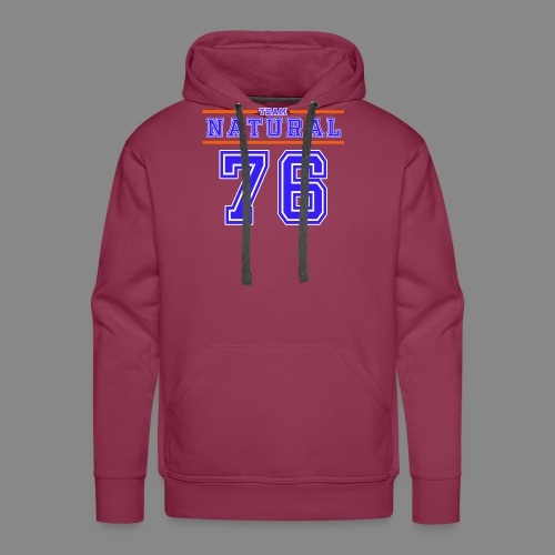 Team Natural 76 - Men's Premium Hoodie