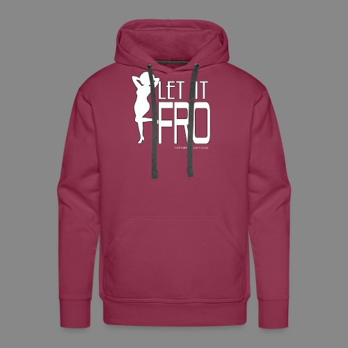 Let it Fro (Sexy) - Men's Premium Hoodie