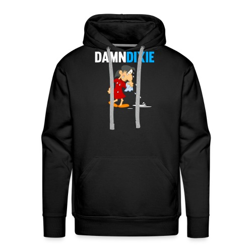 Damn Dixie - Men's Premium Hoodie