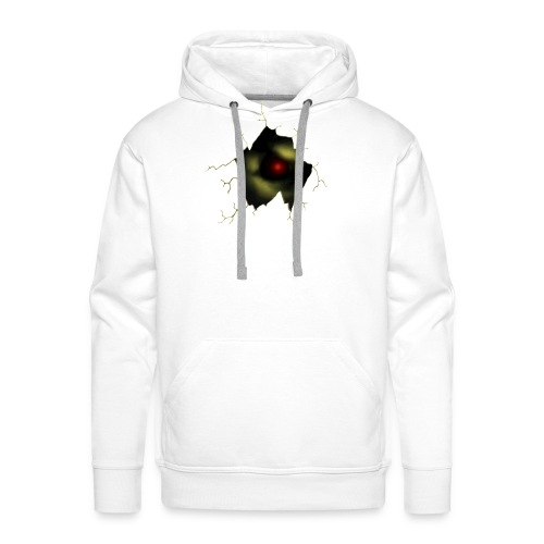 Broken Egg Dragon Eye - Men's Premium Hoodie