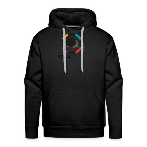 Logo_Total_Social_PNG_03 - Men's Premium Hoodie