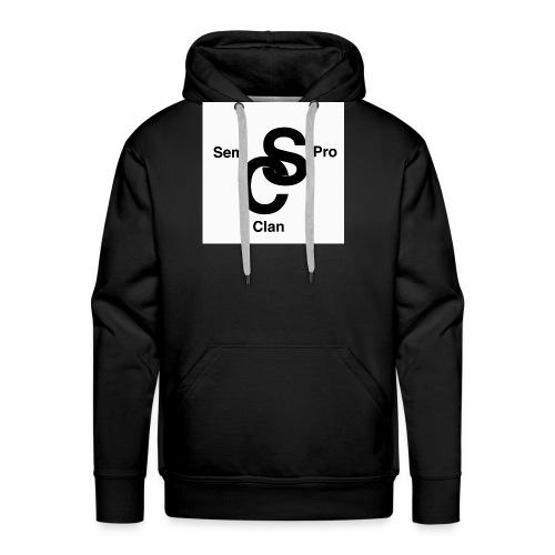 semiproclanlogo - Men's Premium Hoodie