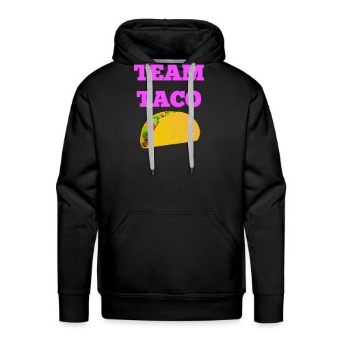 TEAMTACO - Men's Premium Hoodie