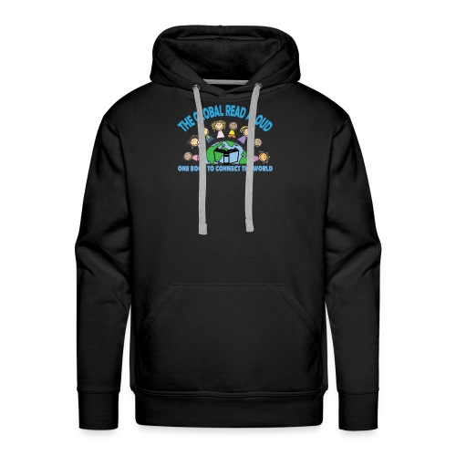 Global Read Aloud 2018 - Men's Premium Hoodie