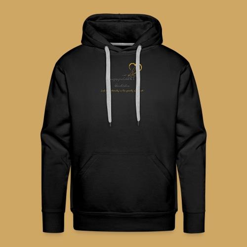 unzipyourheART - Men's Premium Hoodie