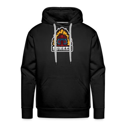 NewBunkerBLANC - Men's Premium Hoodie