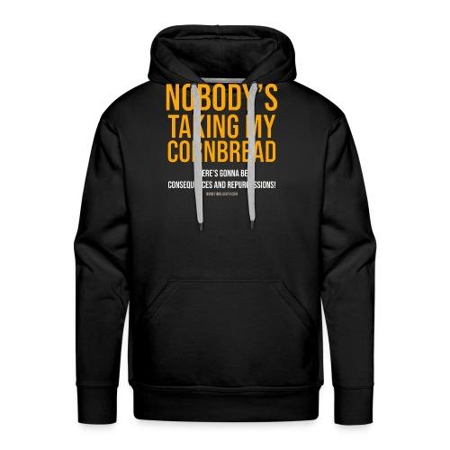 2020 cornbread - Men's Premium Hoodie