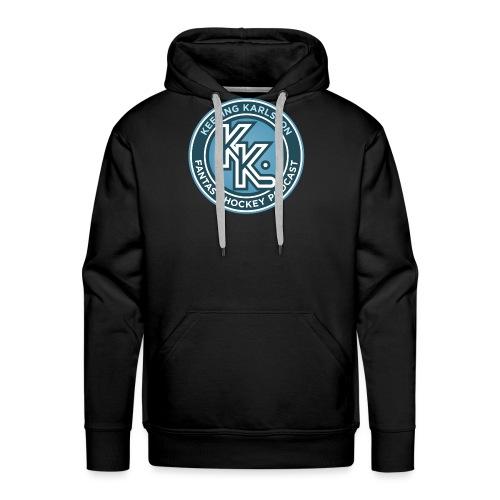 Keeping Karlsson Circle Logo - Men's Premium Hoodie