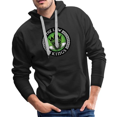 Color logo - Men's Premium Hoodie