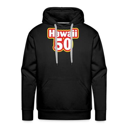 Hawaii 50 - Men's Premium Hoodie