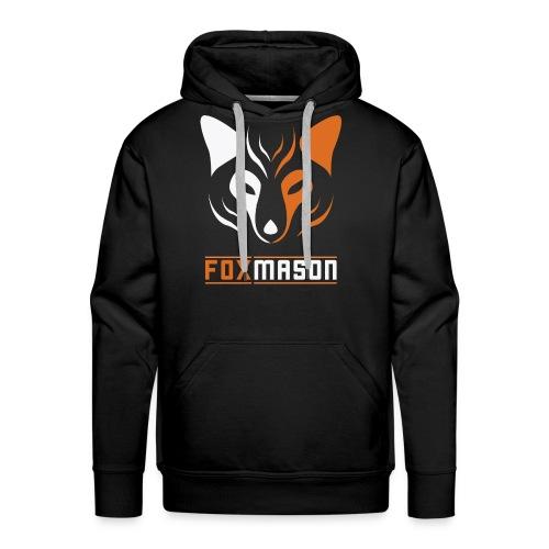 shirt vector version png - Men's Premium Hoodie