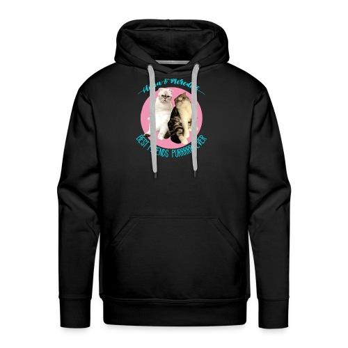 Olivia and Meredith Best Friends - Men's Premium Hoodie