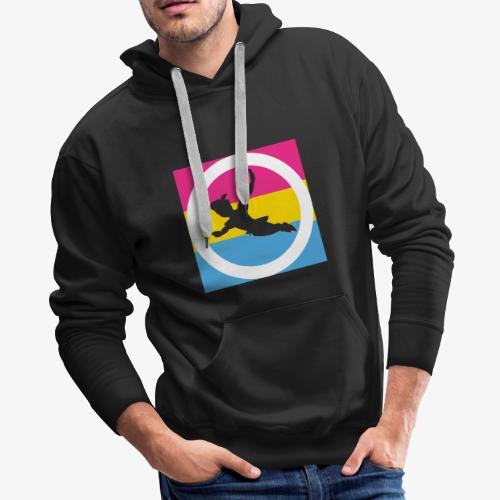 Pansexual Pride Shirt - Men's Premium Hoodie