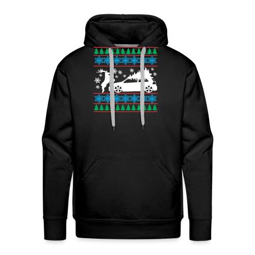 MK6 GTI Ugly Christmas Sweater - Men's Premium Hoodie