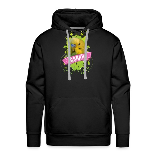Garry Splatter - WOMEN V2 - Men's Premium Hoodie