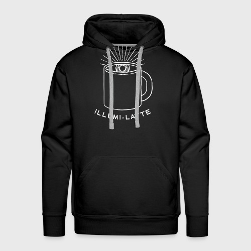 Coffee Illuminati - Men's Premium Hoodie