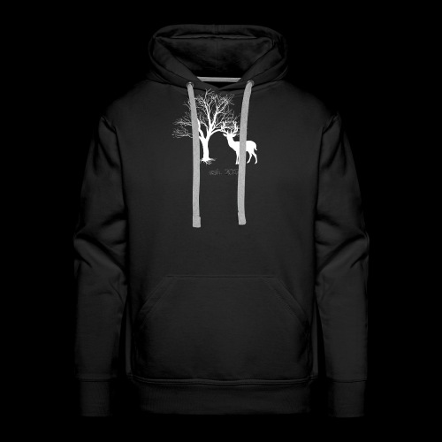 Forest Design - Men's Premium Hoodie