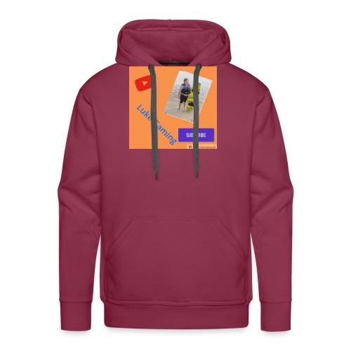 Luke Gaming T-Shirt - Men's Premium Hoodie