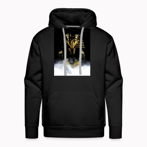 King Tut Sweater logo - Men's Premium Hoodie