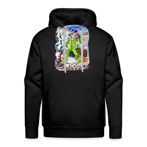 Hops - NYG Design - Men's Premium Hoodie