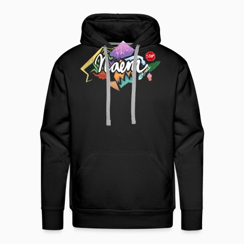 Naem Brand 1.5 - Men's Premium Hoodie