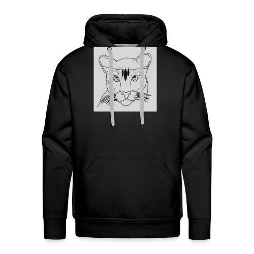 Lioness - Men's Premium Hoodie