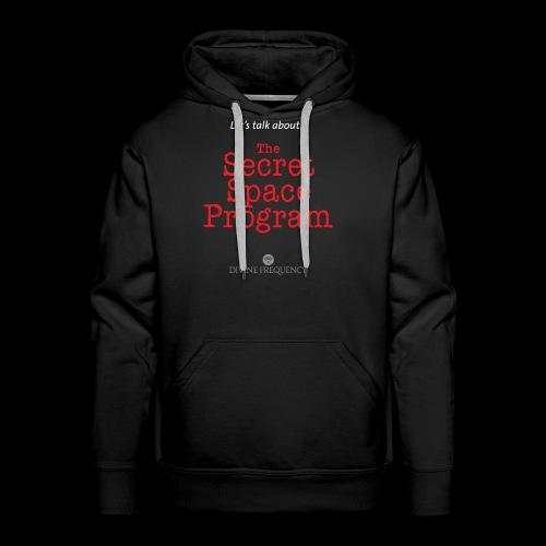 SSP Chat - Men's Premium Hoodie