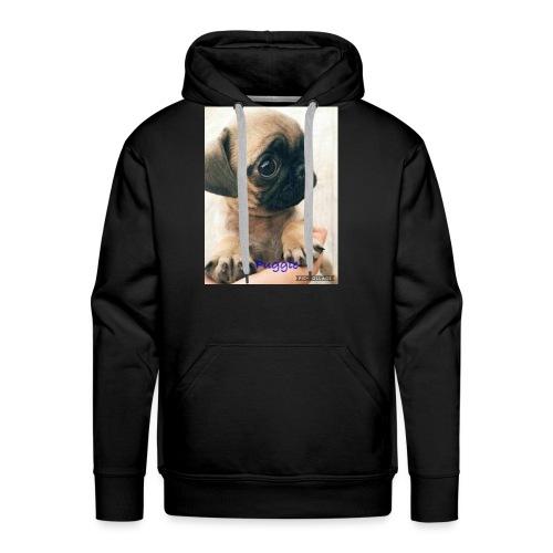 Pug for life - Men's Premium Hoodie