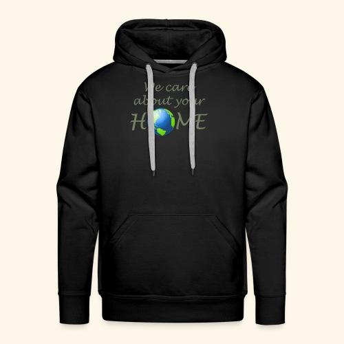 Happy Earth day - Men's Premium Hoodie